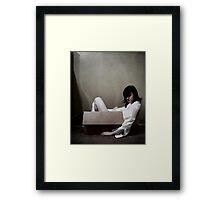 Take me away. Framed Print