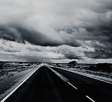Wild West Highway by DuboisDigital