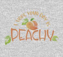 Peachy!  One Piece - Long Sleeve