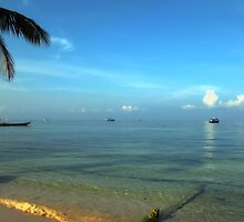 Lazy morning, Koh Tao Island, Thailand. by TheSpaniard