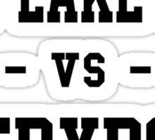 Salt Lake City vs Everybody Sticker