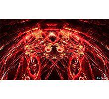 Phoenix Rising Photographic Print