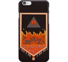 Bill Cipher Tapestry  iPhone Case/Skin