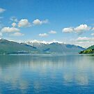 Lake Maggiore by Harry Oldmeadow