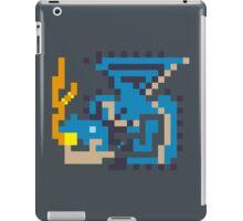 Pixel Azure Rathalos iPad Case/Skin