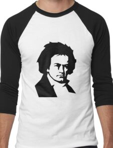 Beethoven Men's Baseball ¾ T-Shirt