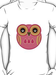 Pink Owl T-Shirt