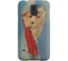 Flying Hamster Samsung Galaxy Case/Skin