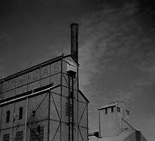 Gasworks, Launceston by John  Cuthbertson   www.johncuthbertson.com