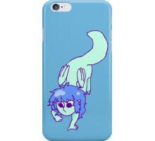 The bluest child iPhone Case/Skin