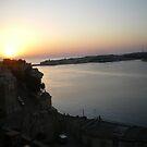 Maltese Sunrise 2 by Alice Oates