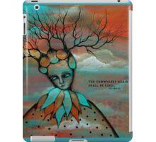 TOLKIEN poem plus original art by Angieclementine word art iPad Case/Skin