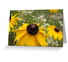 Happy To Be Stuck With You! Greeting Card
