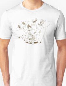 Bored? ...... Board! Unisex T-Shirt