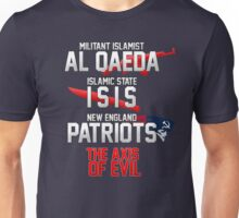 The Axis of Evil Unisex T-Shirt