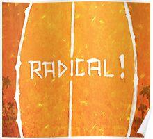 Radical! Poster