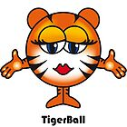Tiger Ball by brendonm