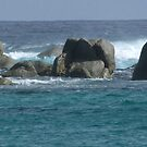 The Sea Rocks! by Rick Playle