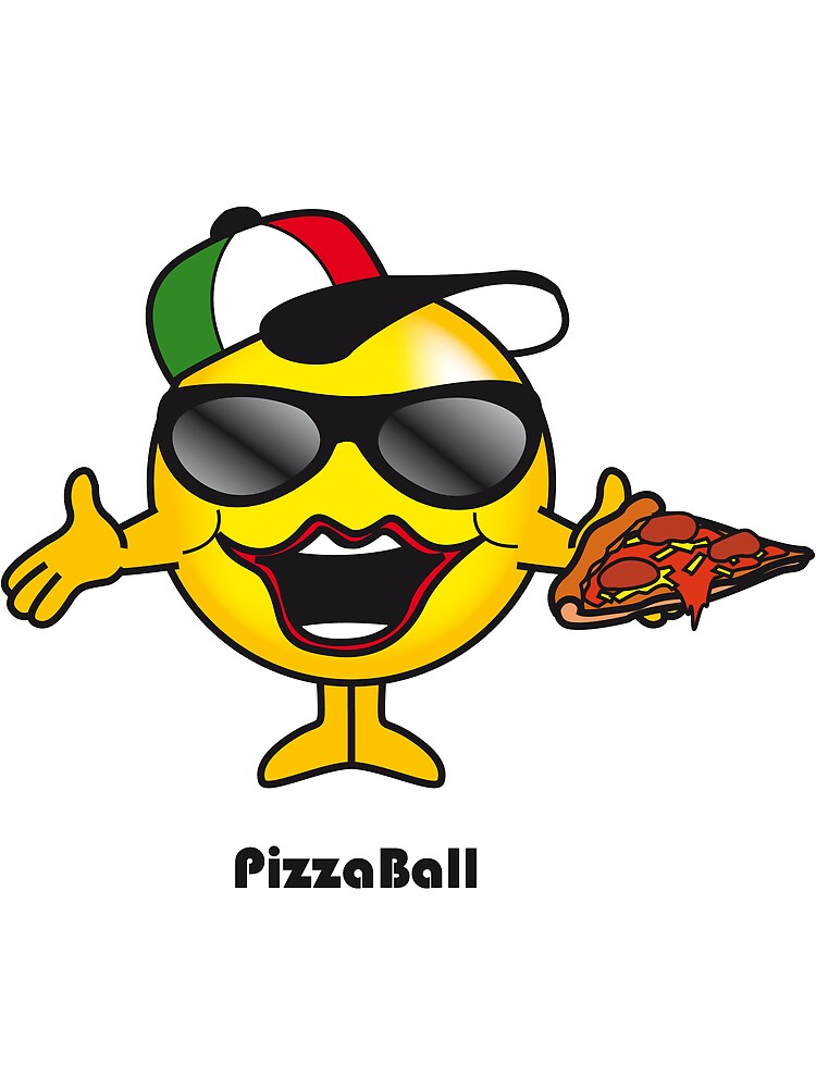 Pizza Ball by brendonm