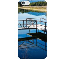 Shadow or Reflection? iPhone Case/Skin
