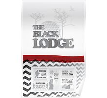The Black Lodge Poster