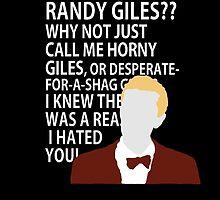 Randy Giles by pokegirl93