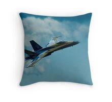 F18-EH Throw Pillow