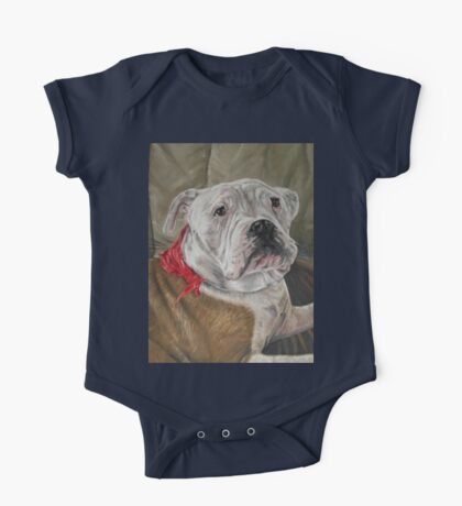 American Bulldog One Piece - Short Sleeve