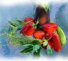 Garden Bounty by shutterbug941