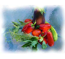 Garden Bounty Photographic Print