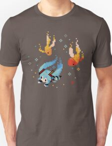 Hatsune Miku - Swimming with Fishes T-Shirt