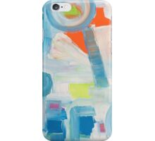 talk of the town  iPhone Case/Skin