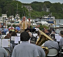 Wakefield Civic Band by Jack McCabe