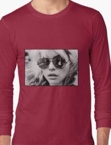 Debbie Harry - Blondie Long Sleeve T-Shirt