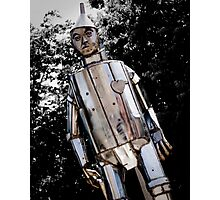 The Tinman Photographic Print