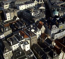 St. Peter Port town centre, Guernsey by KAPgsy