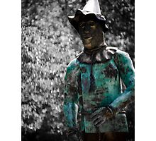 The Scarecrow Photographic Print