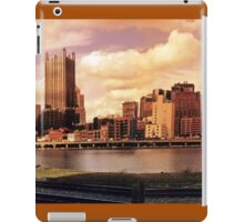 Golden Triangle iPad Case/Skin