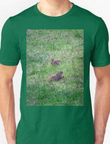 Backyard Meeting Unisex T-Shirt