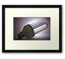 Low (None ?) Energy Light Framed Print