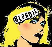 Blondie by Sammunition