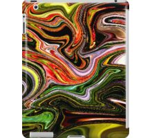 Swirling Colours iPad Case/Skin