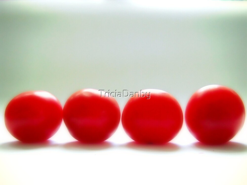 RedBubbles by TriciaDanby