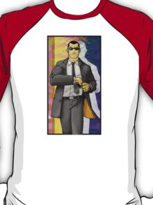 Psychedelic Hitman T-Shirt