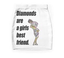 Diamondgirl Mini Skirt
