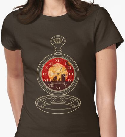 The Children of Time - Fob Watch Womens Fitted T-Shirt