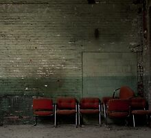 Arm chair boneyard by Ambur Fraser