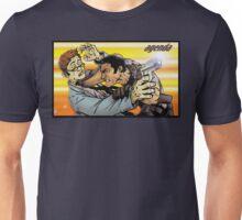 Captain Strangle Throat Unisex T-Shirt