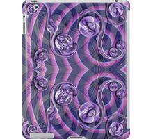 Violet Wake iPad Case/Skin