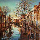 Utrecht Early Spring by Cameron Hampton